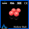 colored 1 Inch plastic balls hollow