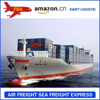Guang dong fast fba shipping sea shipping to Croatia