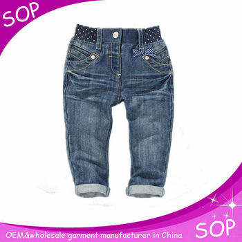 oem customized boys handsome skinny narrow jeans