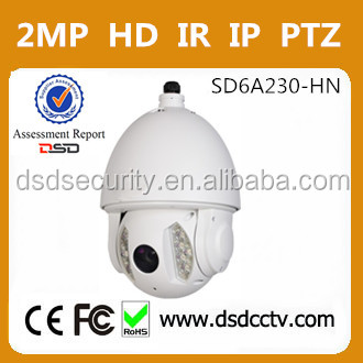 waterproof DH-SD6A230-HN dahua ip66 ir high speed dome ptz camera
