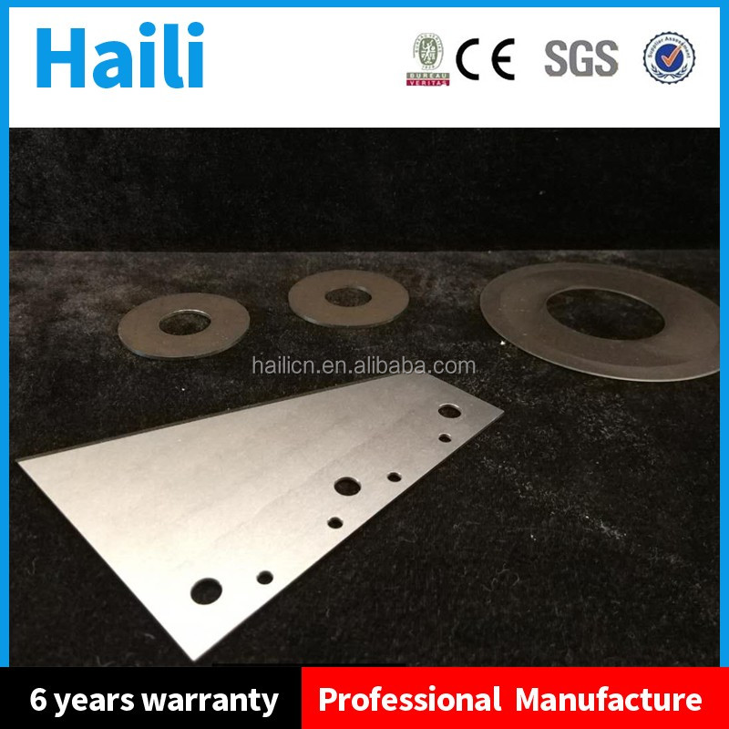 shear blades for cutting all kinds of sheet metals