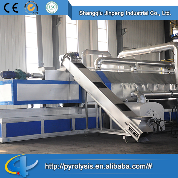 Health Care Waste Fuel Oil Recycling Pyrolysis Stove