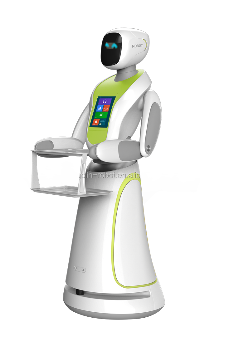 Smart Service Robot with Delivered meals Intelligent robot