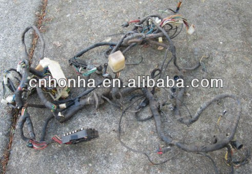 DATSUN S30 FAIRLADY 1974.5 260Z CHASSIS WIRING HARNESS