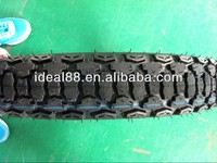 big teeth tread motorcycle tire with size 250-17, 275-17, 275-18, 300-17. 300-18.350-18,