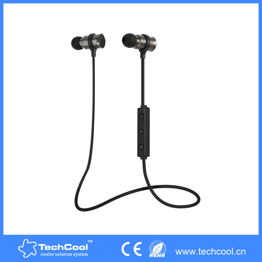 wireless In Ear Water/sweat Proof Bluetooth 4.0 Headphones Sport Stereo Headset with Microphone Handsfree For iPhone, iPad,iPod