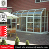 DIY Installation Waterproof Sunroom Glass Houses