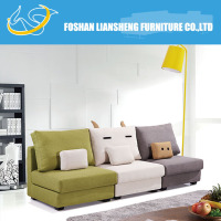 2015 Small Caton fabric sofa, lovely sofa modern fabric sofa #SF8006