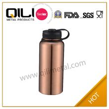 Copper Vacuum Insulated Stainless Steel Water Bottle