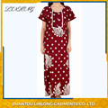 Hot Selling indian cotton nightdress