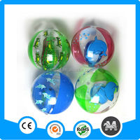 New arrival inflatable phthalate free balloons with animal inside