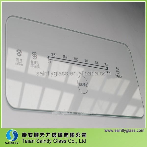 high quality tempered glass for touch screen