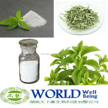 100% Natural Pure Stevia Leaf Extract 95% Stevioside Powder,Stevia Extract Low Price