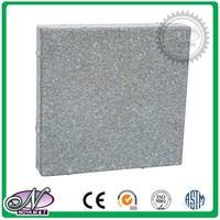 Low price dry and clean water permeable garden paving tiles