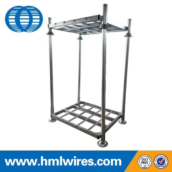 Heavy duty stack stabled post pallet rack for refrigeratory storage B