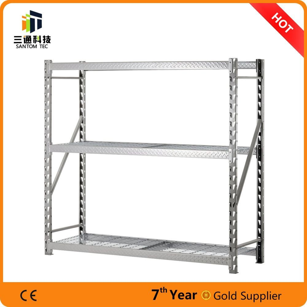 boltless welded storage racks for America Supermarket