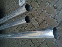 stainless steel welded tube 304/bicycle frame tube / good welded tube 666