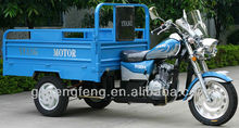150CC Sky blue MTR CargoTricycle KV150ZH-E4 Factory direct sales Three wheel motorcyle