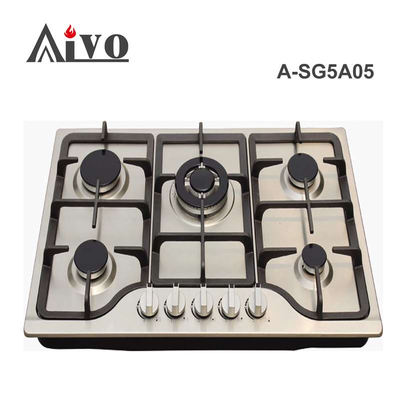 china gas hob Professional Manufacture kitchen appliances gas hob/cooker/stove