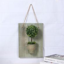 Latest arrival custom design decorative artificial potted plants dessert shop decorations