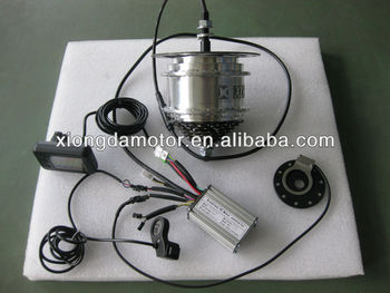 New Invention Double-speed Motor Conversion Kit for Electric Bicycle