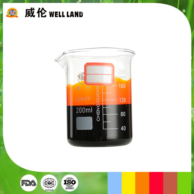 Oil soluble Beta carotene edible compounded natural pigment color