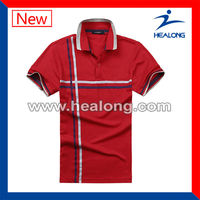new design cheapest 2013 fashion style polo shirt for men