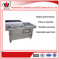 Fully Automatic Vacuum Forming Machine with Online Punching