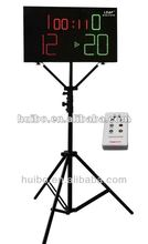 china manufacturer sports scoreboard led screen for badminton,table tennis and volleyball games