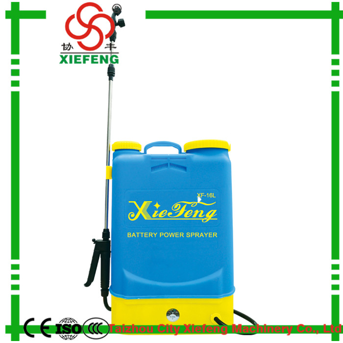 The high quality plunger pump sprayer
