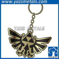 wholesale decorative bird key ring