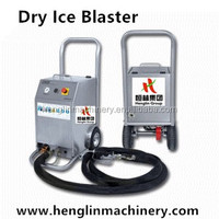 Dry ice blaster for Industrial Cleaning, free shiping