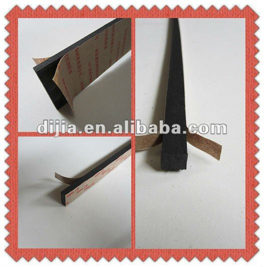 sealing strip spacer tape for glazing construction