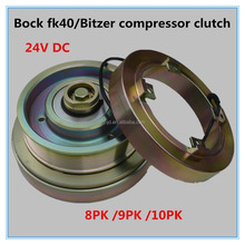 2016 Auto ac bus compressor 8pk pulley clutch for Bock fkx-40,Bitzer Nfcy