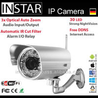 INSTAR IN-2908 CCTV Camera with Zoom