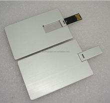 2018 hot selling USB card\ business card usb drive\ USB flash drive card