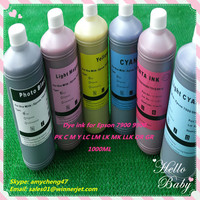 High Quality Water Based Dye Ink for Epson 7900 Printers