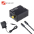 with 3.5 mm Jack Digital Optical Coaxial to Analog RCA R/L Audio Converter