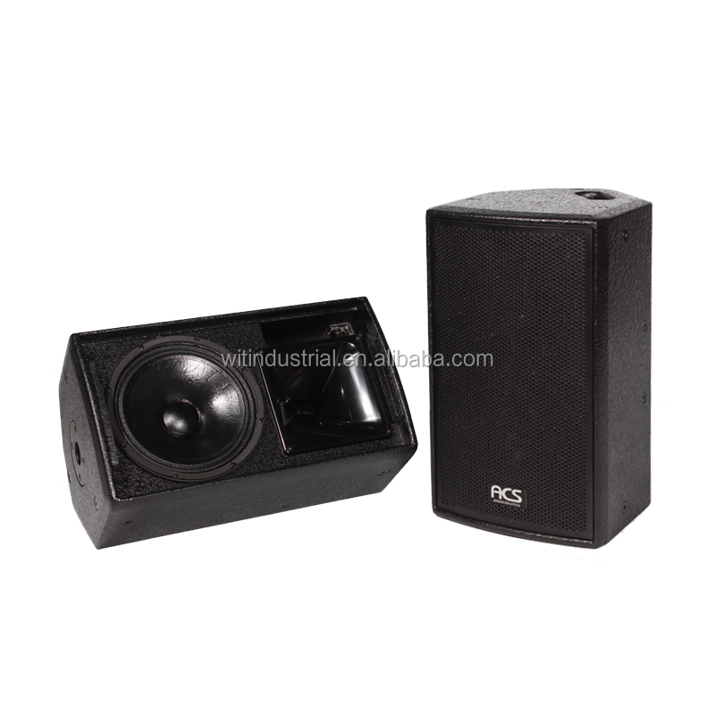Hanging Karaoke Speaker 10inch dj subwoofer sale