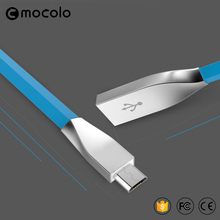 Mocolo Data Line for Samsung Micro USB Charging Cable MFi Certified USB Cable