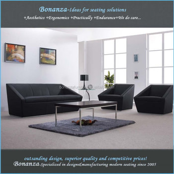modern design leather sofa set 879# modern sofa design, modern leather office sofa