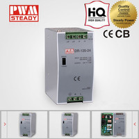 Single Output Industrial DIN Rail Power Supply DR-120W 12VDC 24VDC 36VDC 48VDC Switching Power Supply