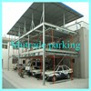 CE Hydraulic Vertical Horizontal Car Parking Lift System