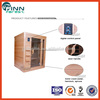 Commercial hemlock 1-4 person Sauna Room one person portable steam sauna room
