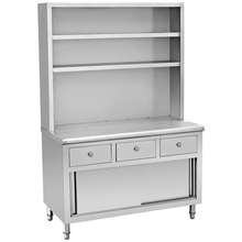 Stainless Steel Kitchen Cabinet with Shelf BN-C11