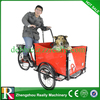 front loading cargo tricycle cargo bike for sale