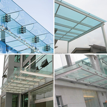 insulated low-e building glass wall/ insulating low-e curtain wall glass