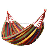 Custom Hot Sale wholesale outdoor camping round Swing hanging Bed with free sample
