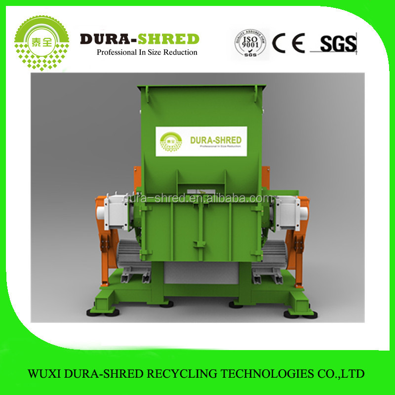 New recycling scrap metal crusher machine for UAE