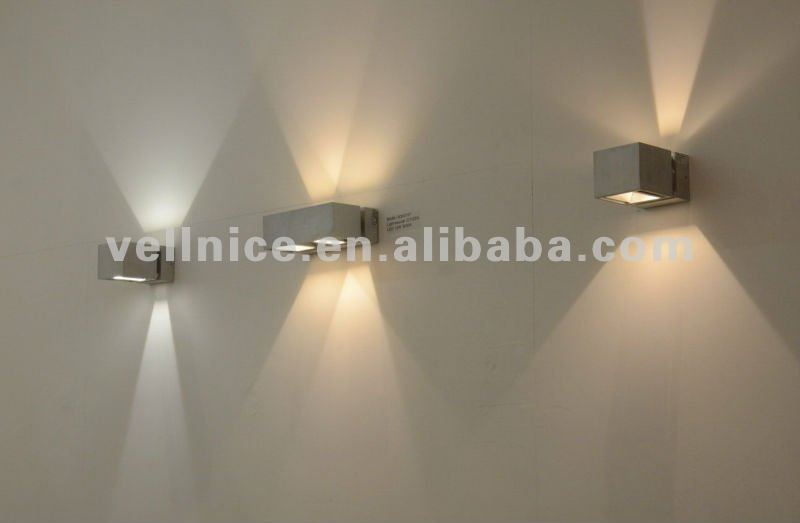 up down wall light bungalow exterior energy saving 1w down wall lamp led light edison w3a0007